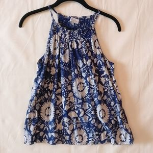 Lucky Brand Floral Tank